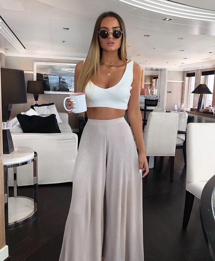 Photo of ▷ 30 outfit de Moda para este VERANO # 2019 – La Nueva TENDENCIA _ Ropa que no …
