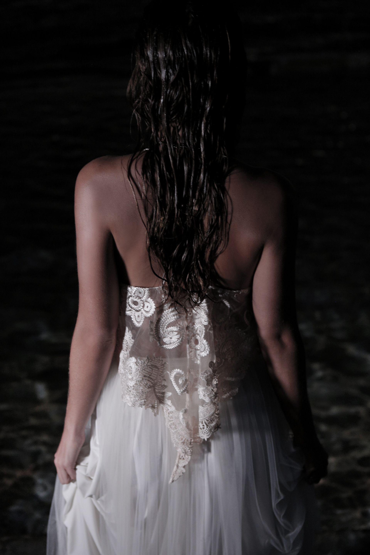 Pin By Anne On Ixiah X Izi One Shoulder Wedding Dress Fashion Prints Wedding Dresses