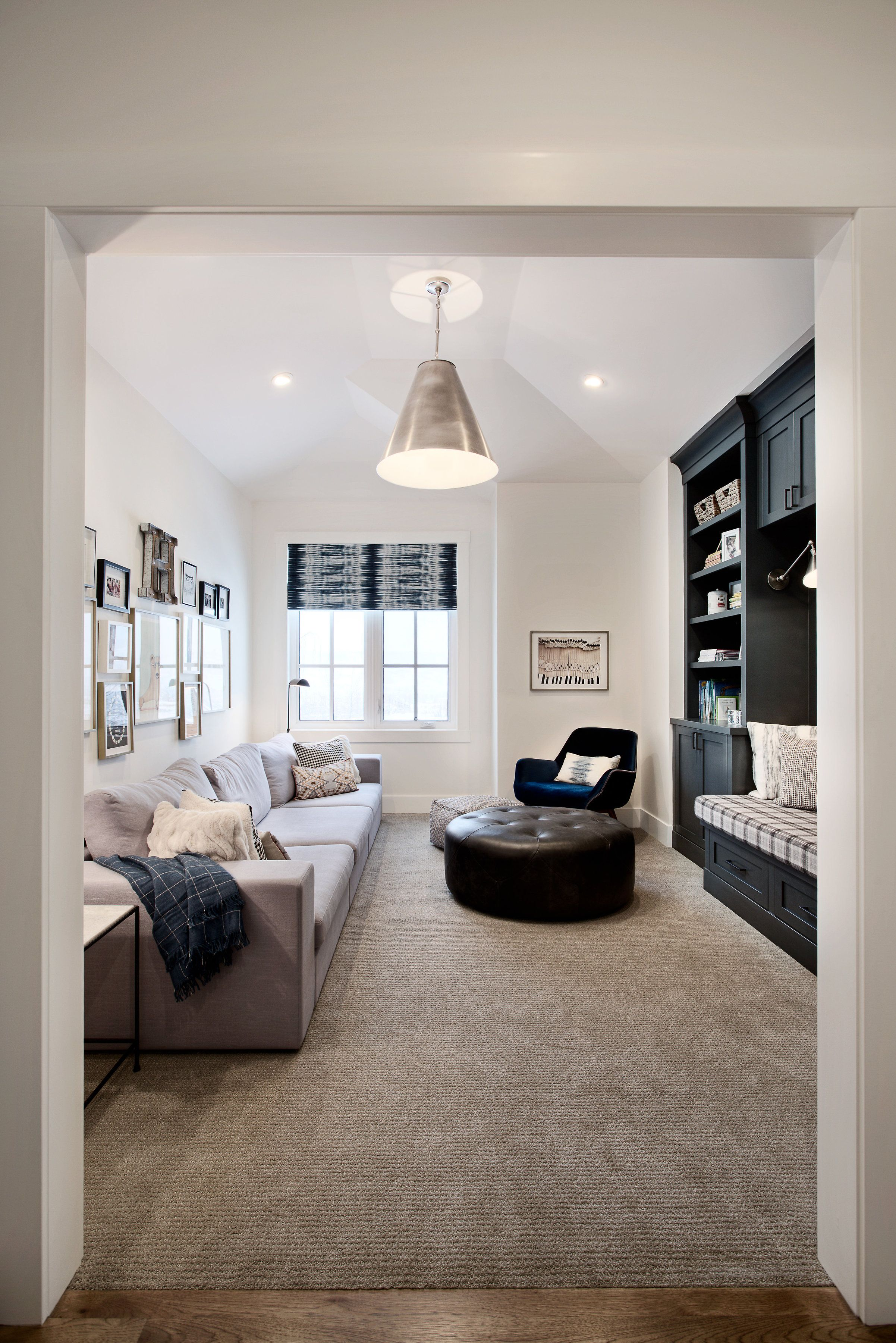 Free Room Design: Varsity {custom} Reading Room By Veranda Estate Homes Inc