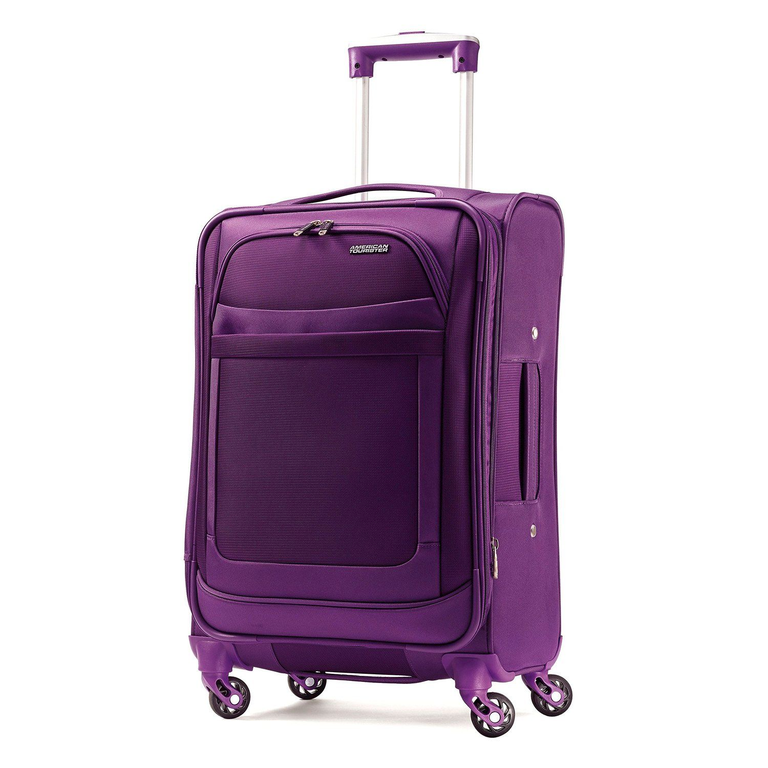 American Tourister Ilite Max Softside Spinner 21 Carry On Luggage ...