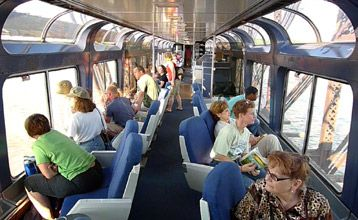Want To Do Amtrak From San Francisco To Chicago In Just Two