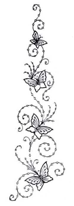 Embroidery patterns :)  #embroideryneedle #hautecouture #agulhasparabordar #altacostura  www.tatifaias.com