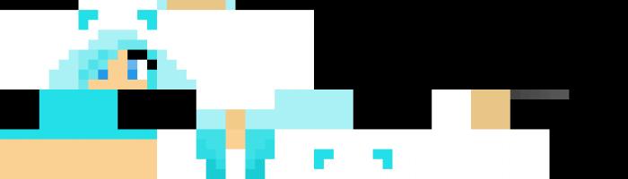 Minecraft Skins Flower Crown Girl New Artist New Artist - Skins para minecraft pe wolf