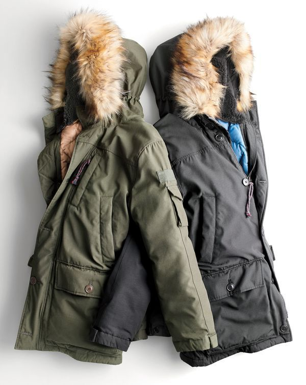d75a44aca DEC '15 Style Guide: J.Crew men's Nordic parka. | cool threads ...