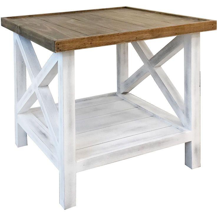 Shanty 2 Chic Farmhouse Side Table Farmhouse Side Table Coffee Table Farmhouse Table Decor Living Room