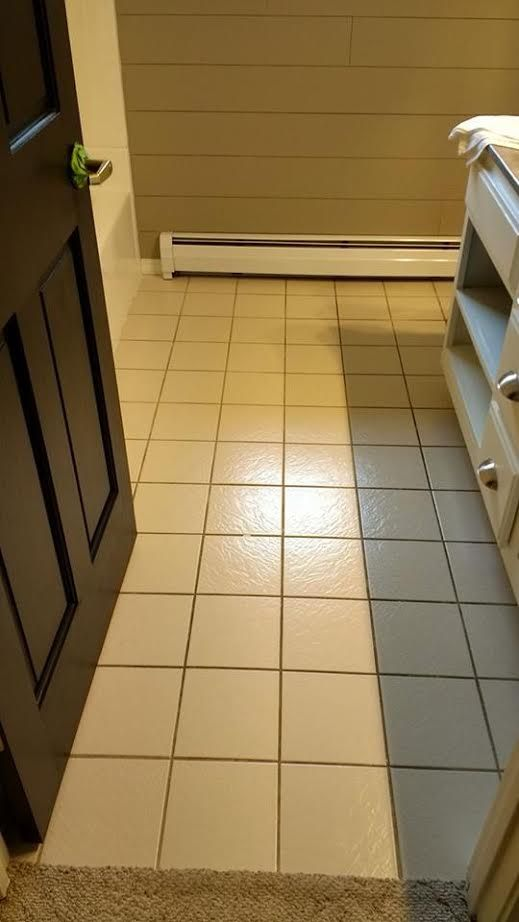 Give Your Existing Bathroom Tile A