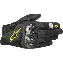 Photo of Alpinestars Smx 1 Air V2 Handschuhe Schwarz Gelb S AlpinestarsAlpinestars