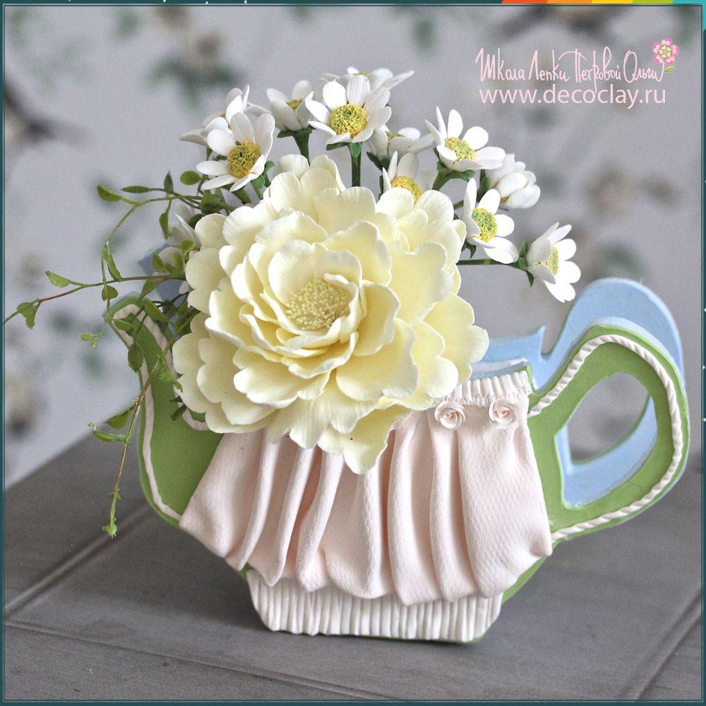 Made by elena doroshenko decoclay claycraft by deco works made by elena doroshenko decoclay polymer clay flowerskilisugar izmirmasajfo