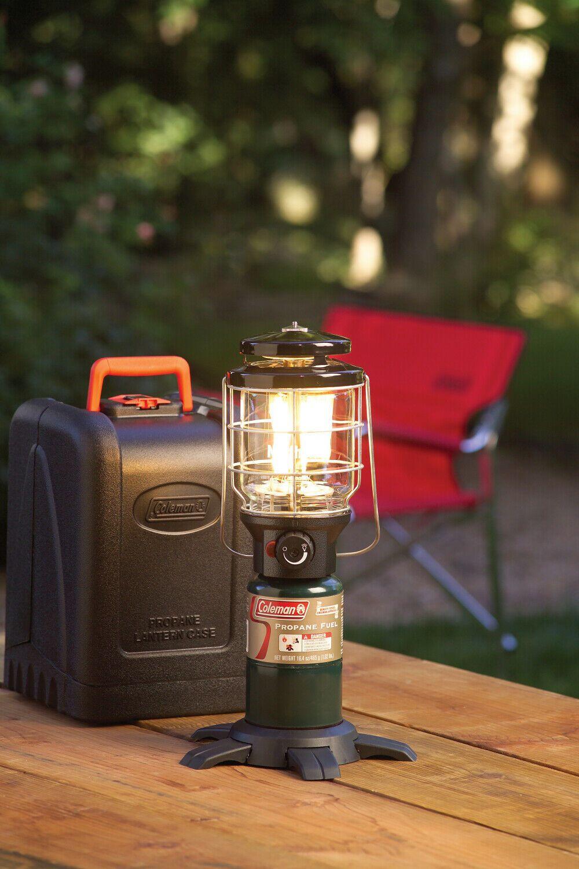 Northstar 1500 Lumens Propane Gas Lantern W Carry Case Outdoor