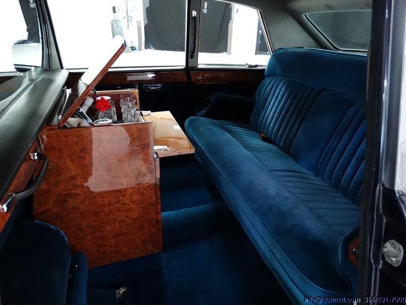 1983 Daimler Ds420 Limousine Special Ordered For Kjell Qvale