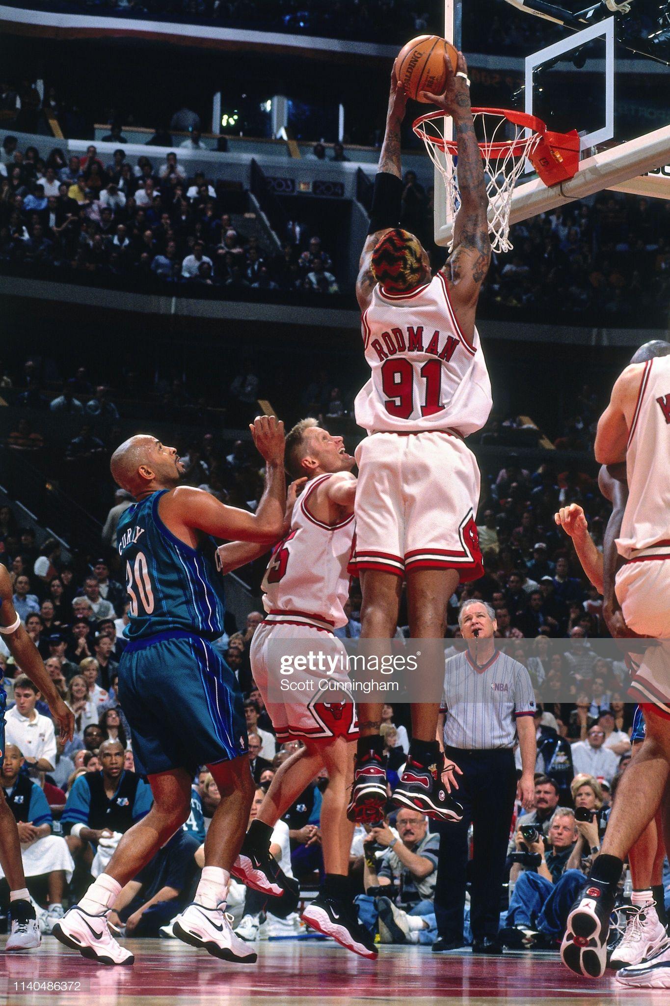 Dennis Rodman Dennis Rodman Michael Jordan Basketball Michael Jordan Pictures