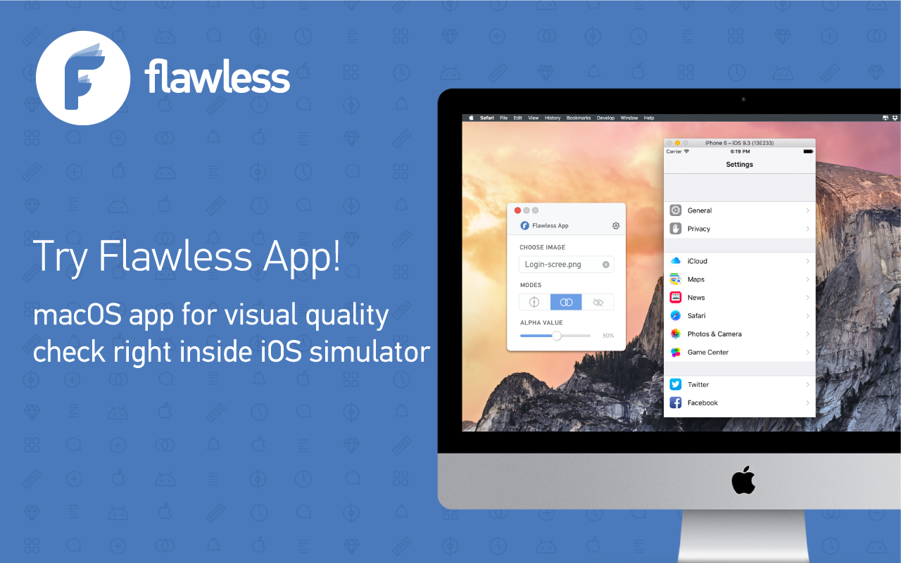 Flawless App is easy-to-use diff tool, which compares