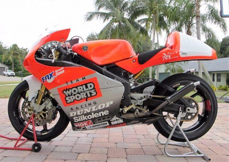 1998 Yamaha TZ 250 | ヤマハ発...