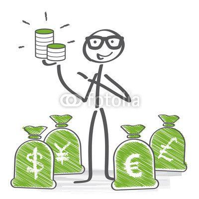Geld, Wechselkurse
