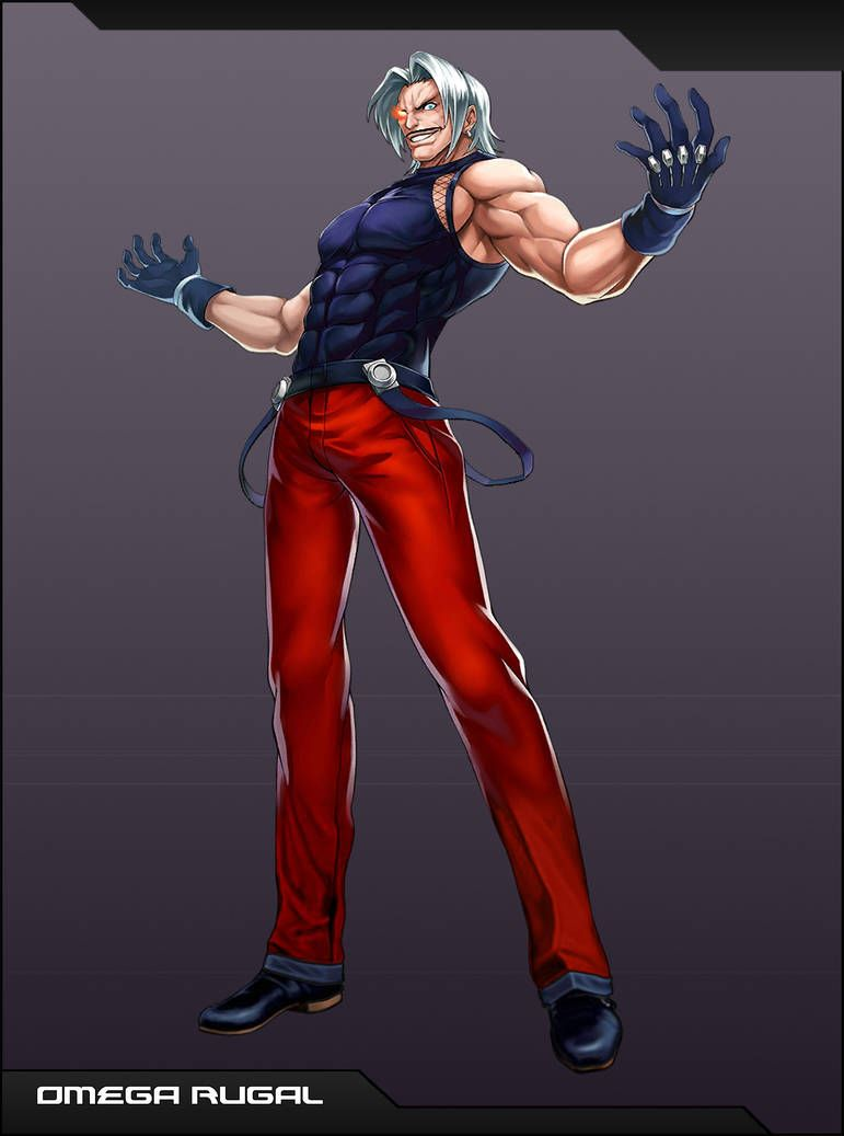 Omega Rugal 02 By Emmakof King Of Fighters Capcom Vs Snk