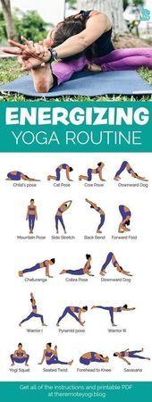 #belebende #Diese #druckfähiges #Fitness #Kostenloses #MorgenYogaRoutine #PDF #schnelle #yoga Kosten...