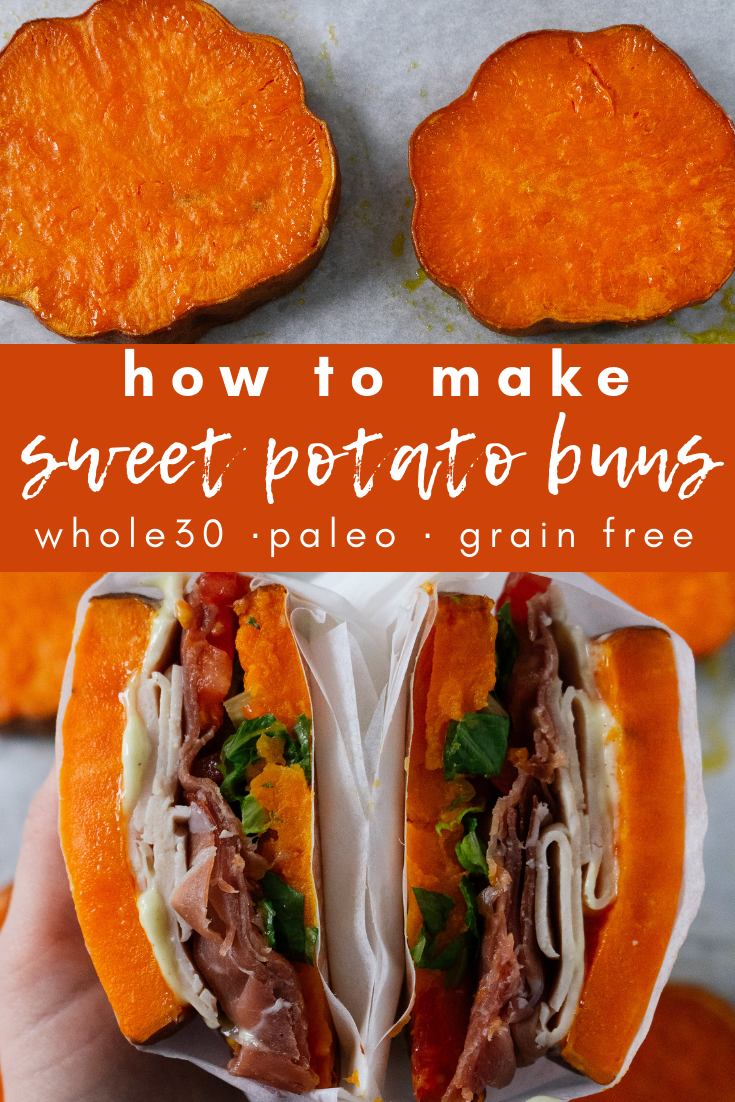 How to Make Sweet Potato Buns - Mad About Food