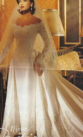 Demetrios De2379 495 Wedding Dress New Size 14 495 Wedding