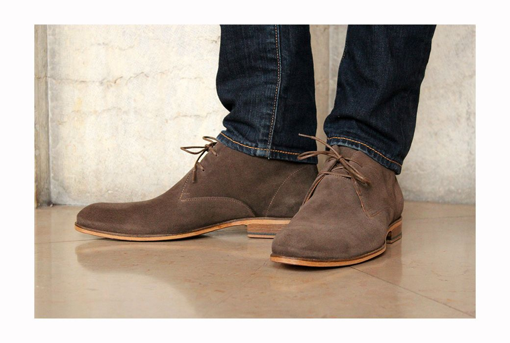 chaussures décontractées grosses soldes bonne vente Soldes Chaussure homme Boots Clyde - Soldes Chaussures Ville ...