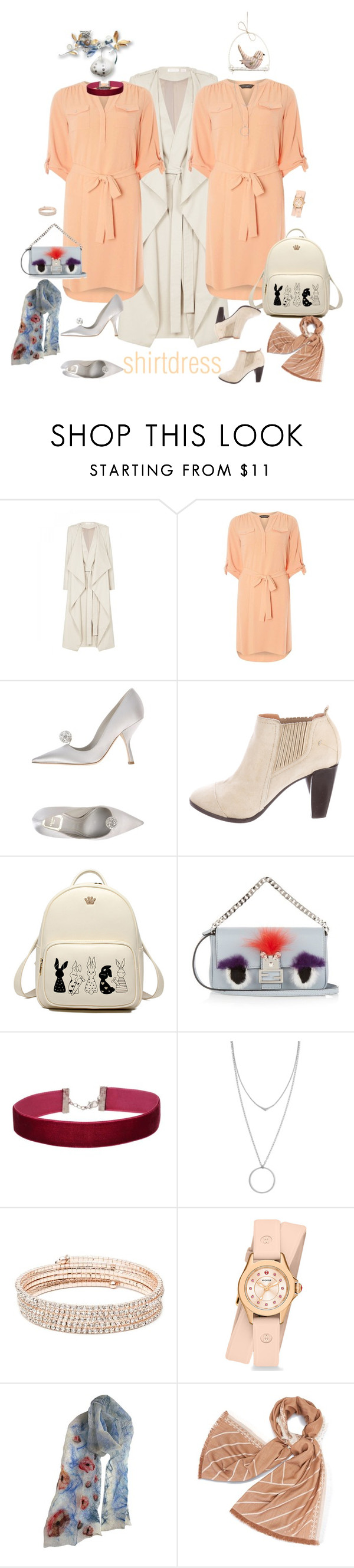 """""""DAY & EVENING"""" by yesitsme123 ❤ liked on Polyvore featuring sass & bide, Dorothy Perkins, Christian Dior, COSTUME NATIONAL, Fendi, Miss Selfridge, Botkier, Anne Klein, Michele and Tory Burch"""