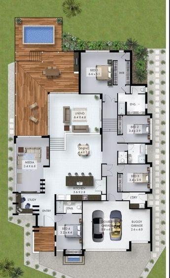 Nature  house plans home design floor blueprints open also plantas humanizadas cars motorcycles architecture rh pinterest