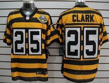 ryan clark jersey