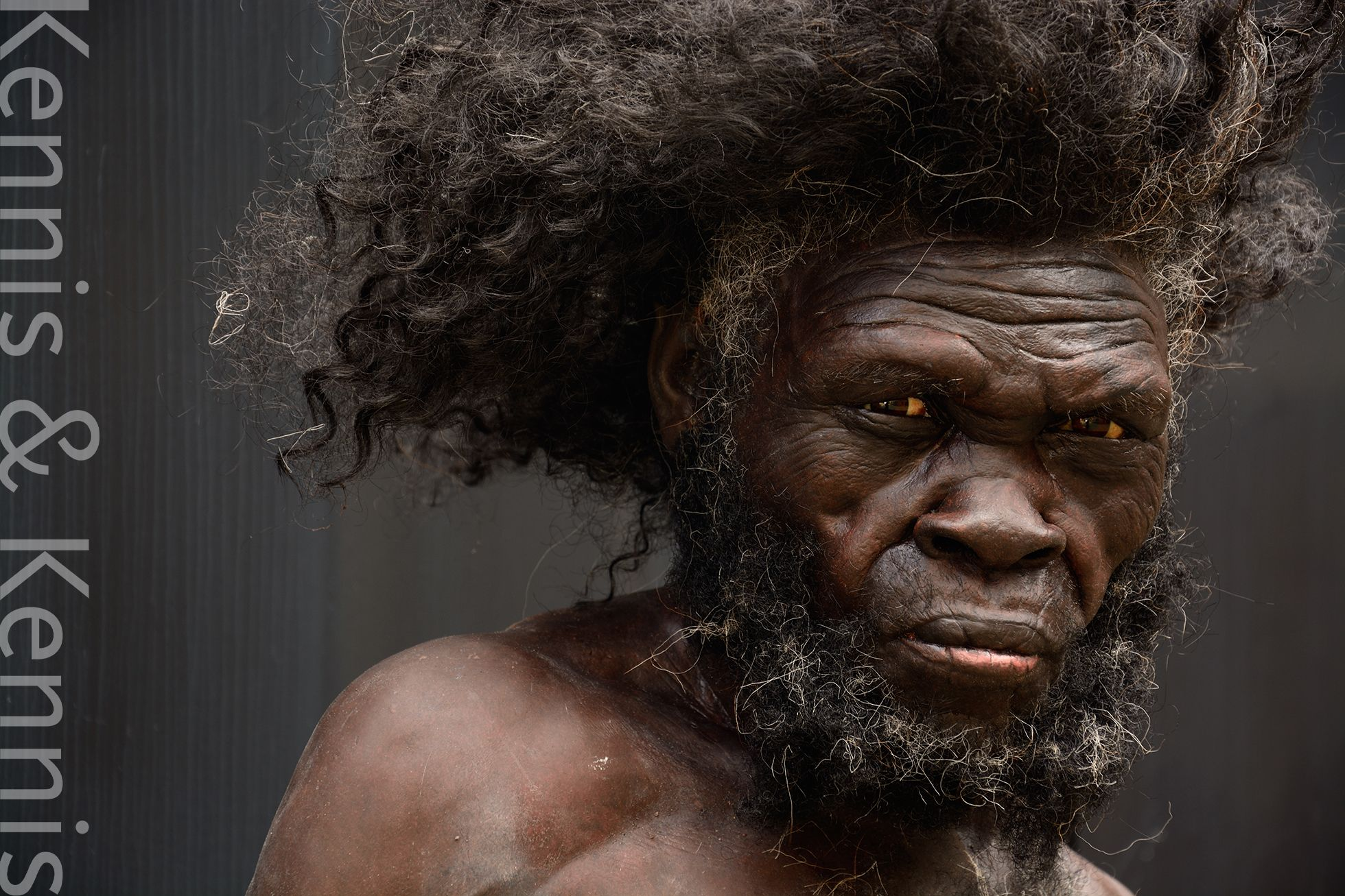 Moesgaard Museum Reconstructions Of Our Ancestors Made By