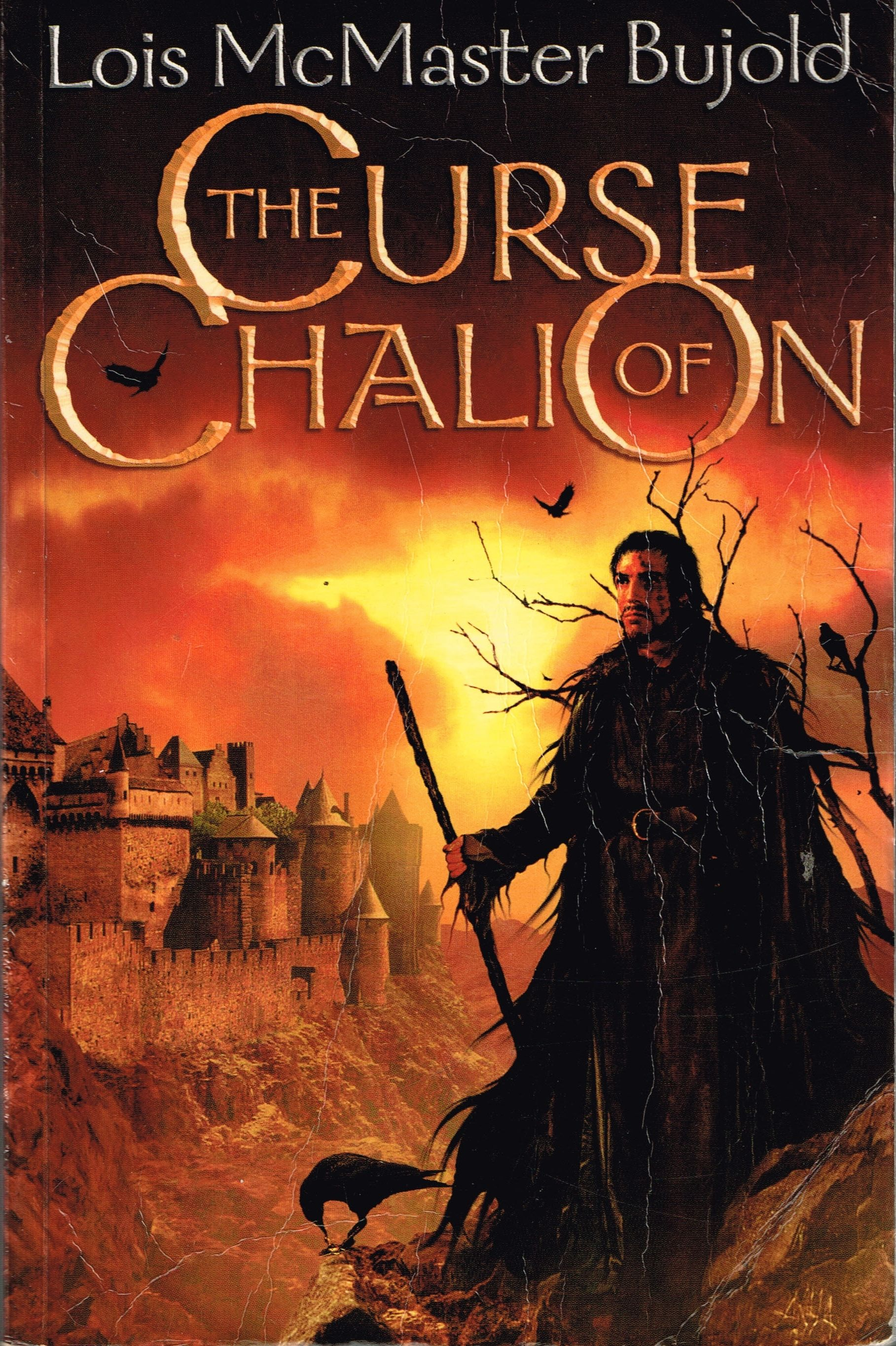The Curse Of Chalion : curse, chalion, Curse, Chalion, (2001), McMaster, Bujold., Excellent, Gently, Witty, Protagonist., Finished, Books,, Favorite, Reading, Recommendations