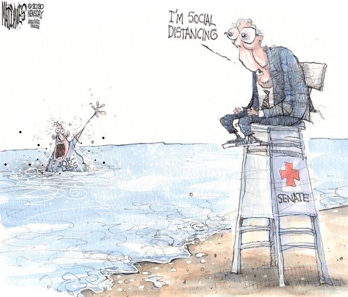 Scrmbldegg / Twitter in 2020 Political art, Cartoon