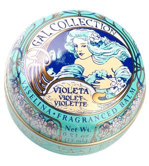 Perfumeria Gal - Violette - Lip Balm Tin