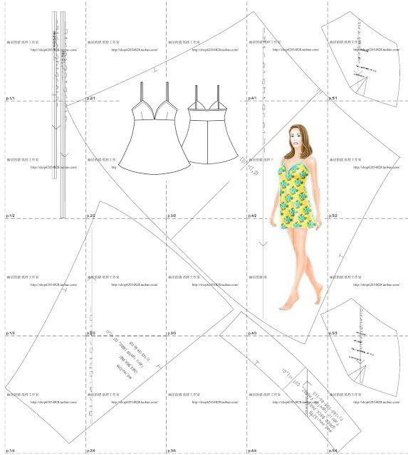 sewing patterns printable A4 - SSvetLanaV - Picasa Web Albums ...