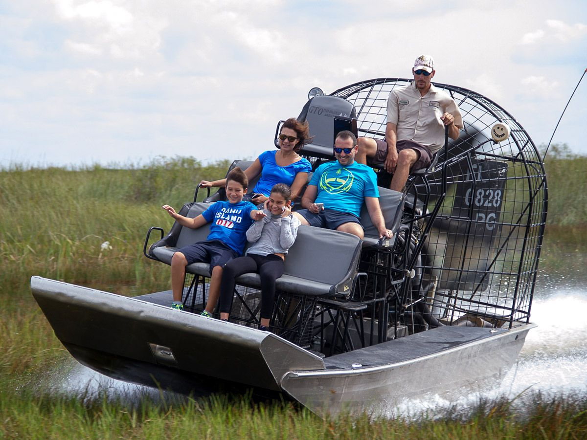 Everglades Gator Park Miami Easter Weekend 2017