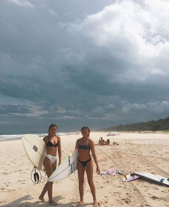 Surf Girls | Summer Beach | Bikini styles