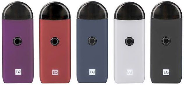 The Innokin EQ Pod System is one of the most dynamic vape pod