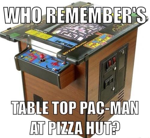 Amazing I Have A Vintage 80S Tabletop Miss Pacman From The Pizza Hut Download Free Architecture Designs Itiscsunscenecom