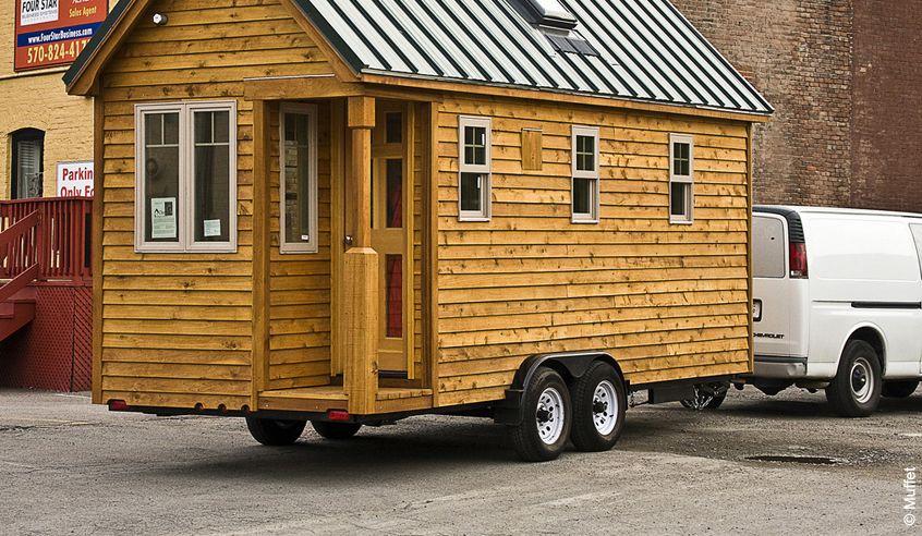 Une maison à construire soi-même Mini Maison Pinterest Tiny