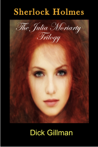 The Julia Moriarty Trilogy celebrates its own website.