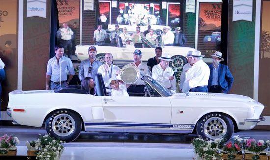 Se entrega el primer Trofeo Max de Polignac para automóviles históricos de colección | Tuningmex.com