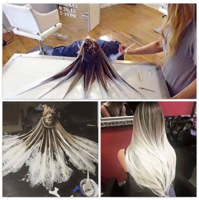 In Love With This Ombr Hair Pinterest Hair Coloring Hair