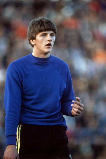 John Lukic, England U-21