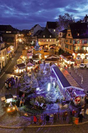 Marché de Noël de Colmar vs Marché de Noël de Mulhouse