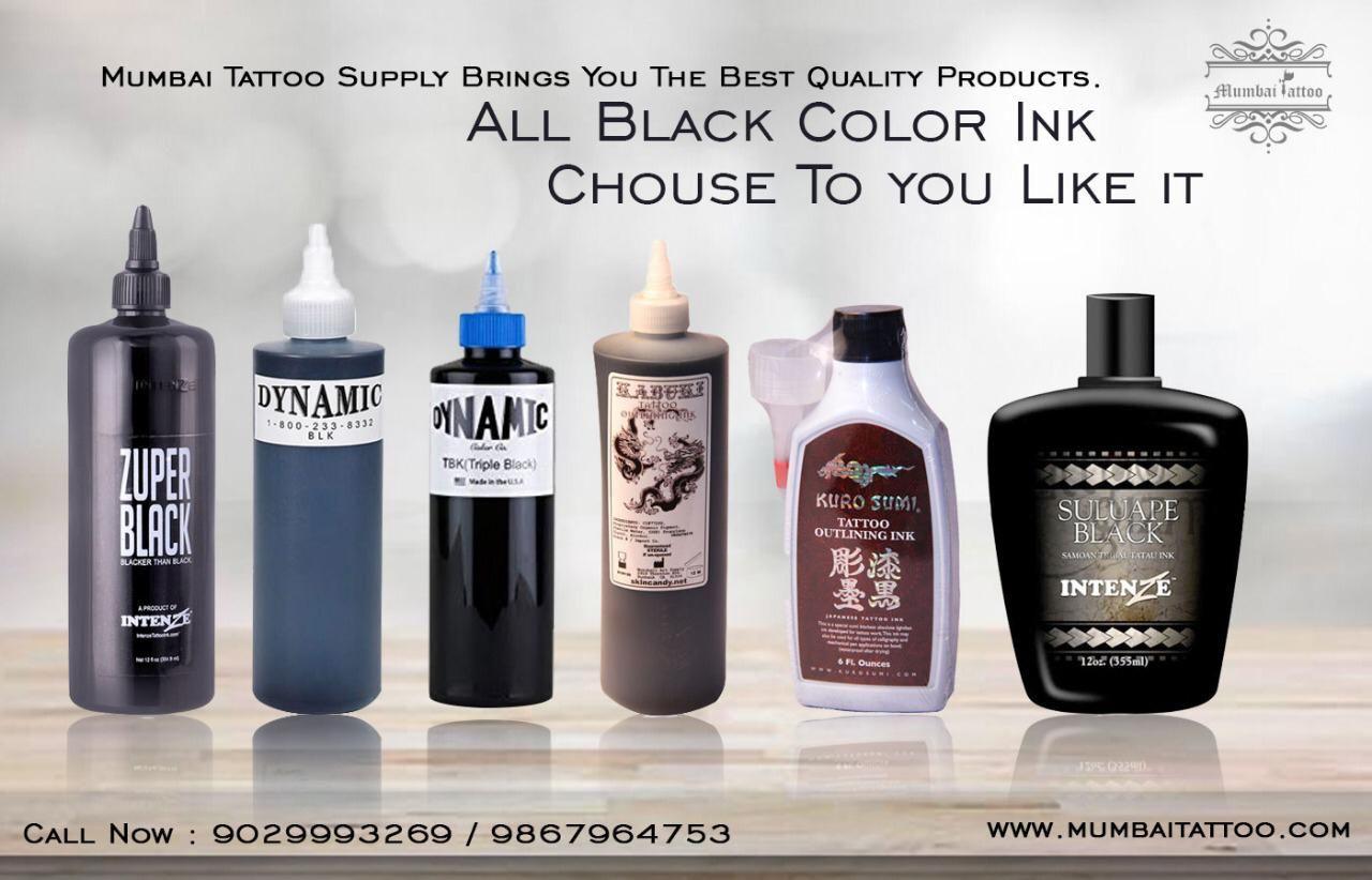 All Type Of Black Links Like Dynamic Triple Black Zuper Black Kuro Sumi Suluape Black Tattoo Supplies Ink Tattoo Black Ink Tattoos
