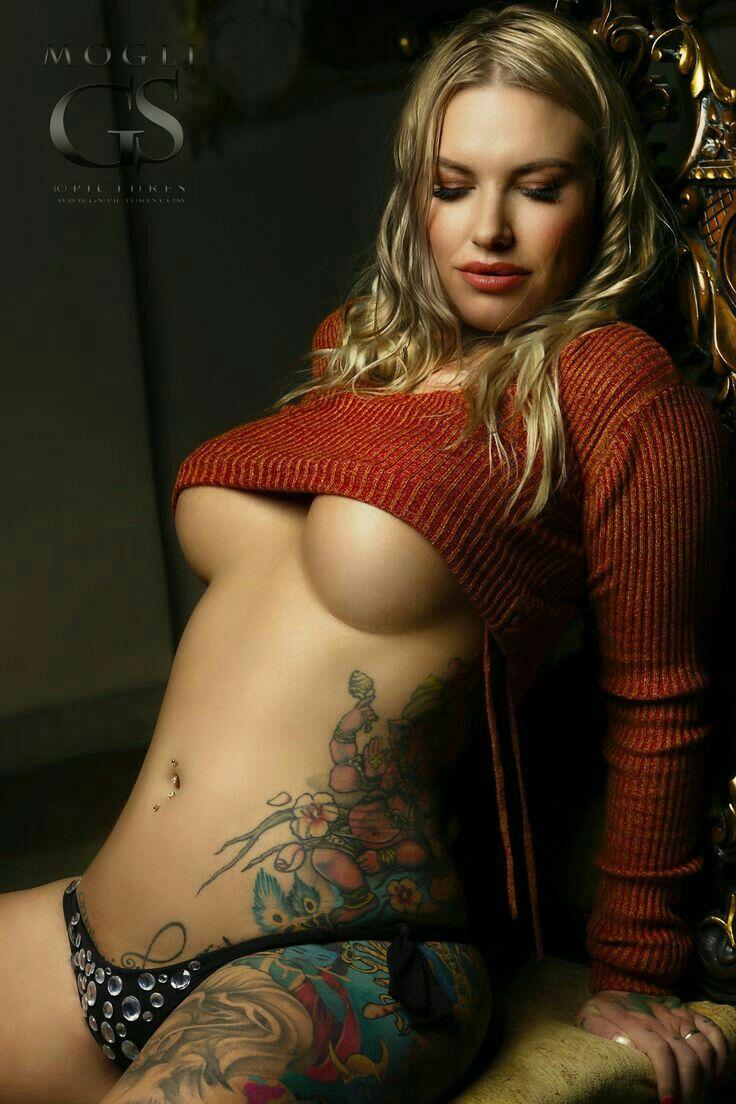 In between girls nude