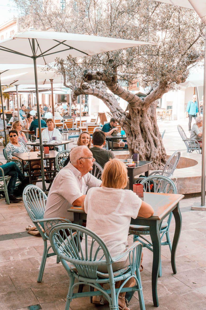 So Schon Ist Santanyi Mallorca Mallorca Urlaub Und Cala Figuera