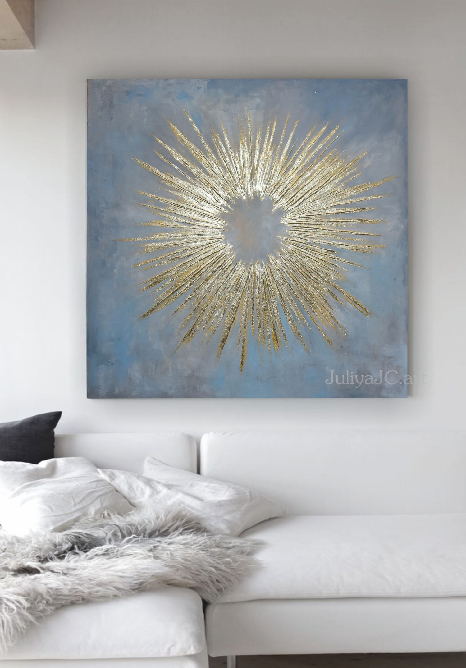 45 Gray Gold And Black Watercolor Large Goldleaf Reproduction Abstract Wall Art For Modern Interiors Xxl Canvas Print Painting By Julia In 2021 Large Abstract Wall Art Abstract Canvas Art Gold
