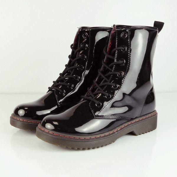 c059ea18 Bota militar con cordones. 29,99€ Marypaz | Shoes | Botas militares ...