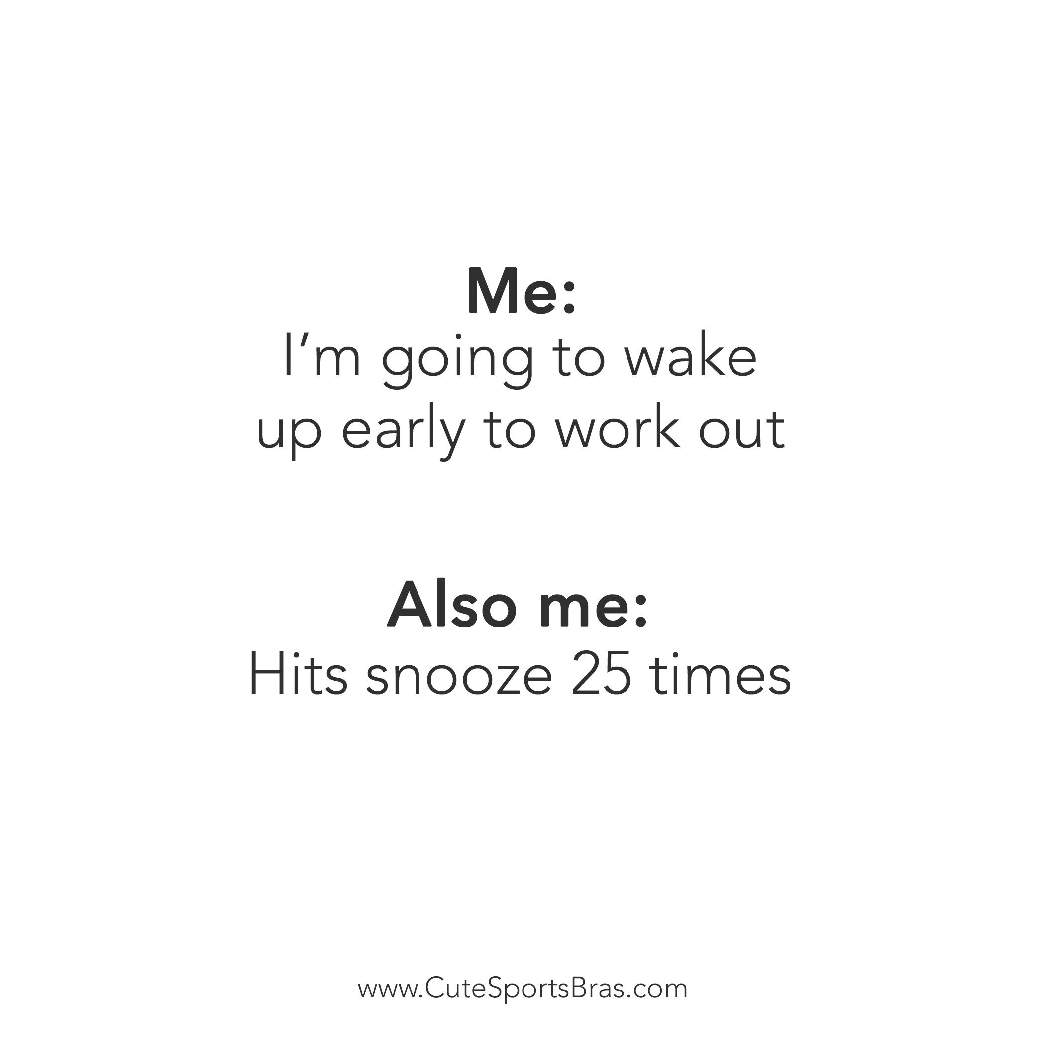 When You Re Not A Morning Person But You Really Want To Be Haha This Website Has Super Cute Active Wear For That Little Motivational Quotes Motivation Quotes
