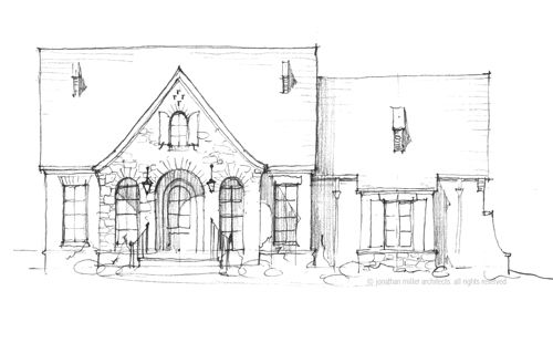 Architectural Sketch Of The Week