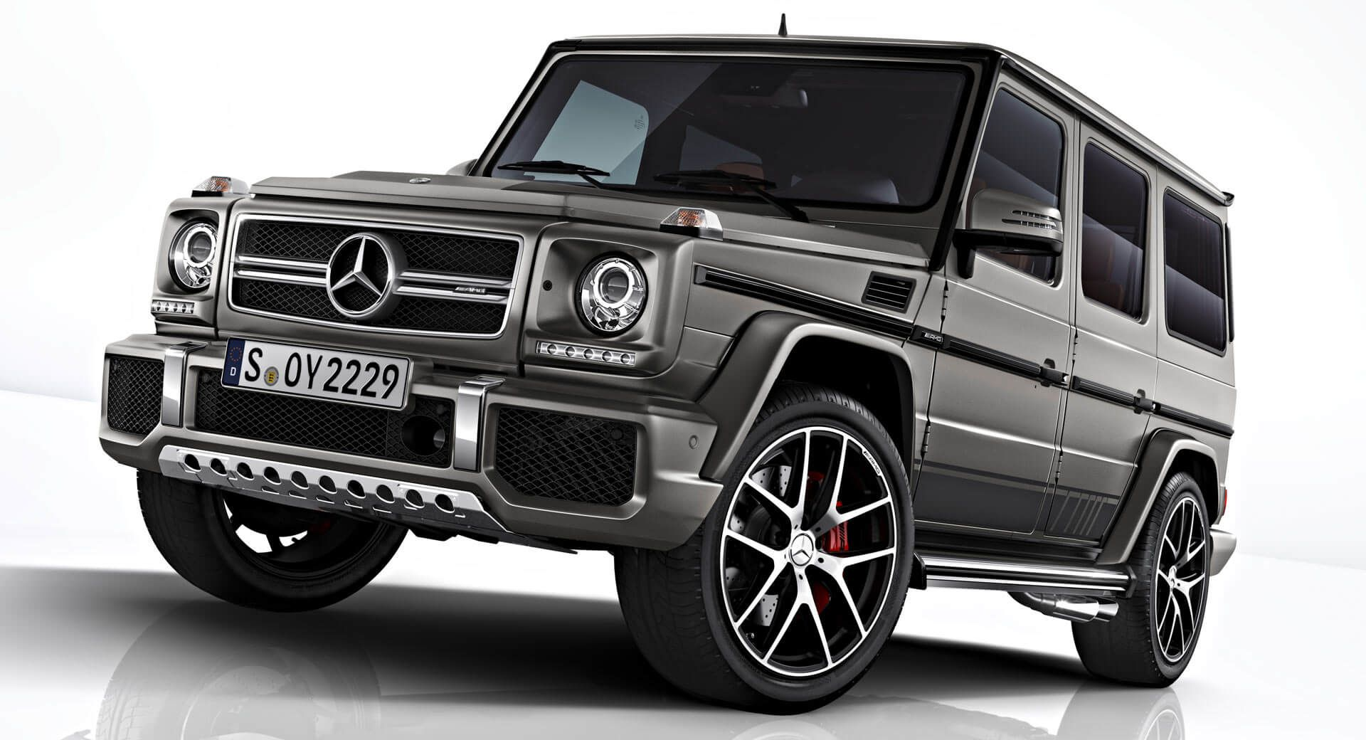 2018 Mercedes Amg G63 And G65 Get Final Updates For America Mercedes Amg Bmw I Amg