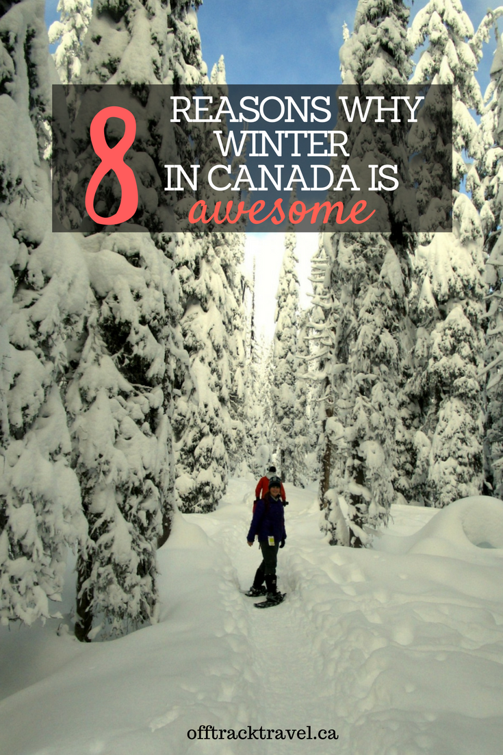 8 great reasons why winter in canada is awesome | canada | pinterest